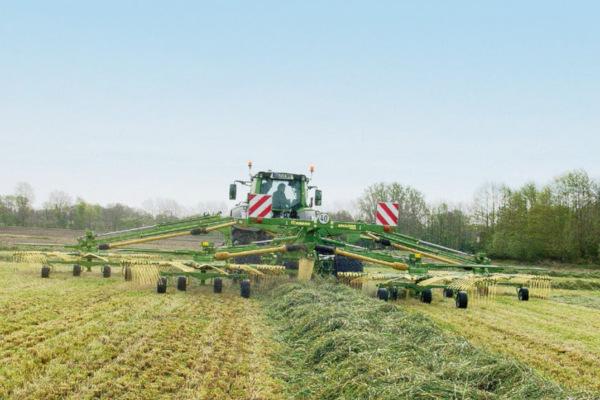Krone Rotary Rakes » White's Farm Supply