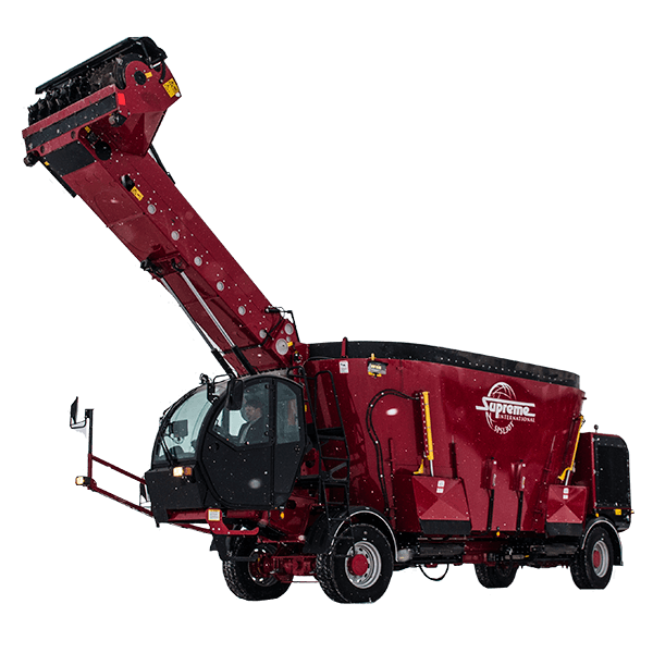 Self Propelled Mixers