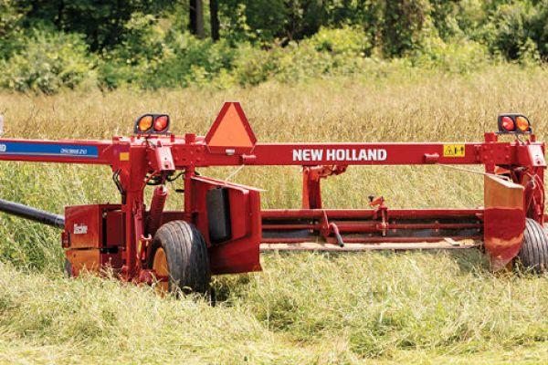 New Holland Discbine® 210 » White's Farm Supply